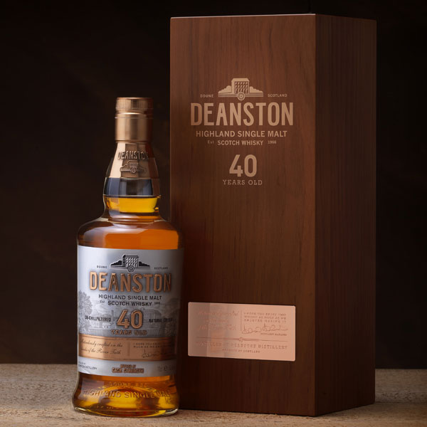Whisky Deanston Single malt