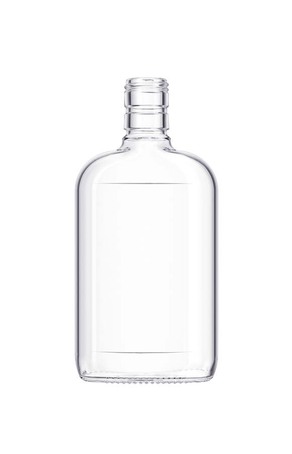 350ml Concave Flask