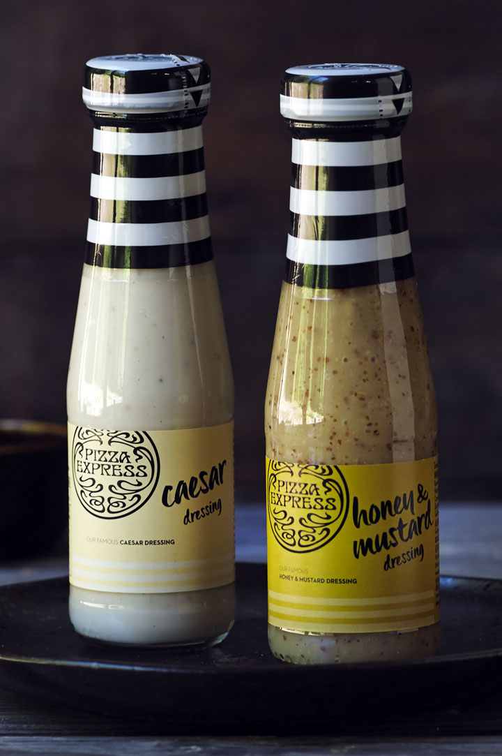 Pizza Express dressing