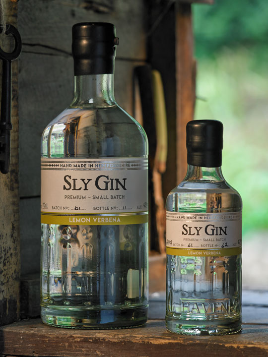 Haven Distillery Sly Gin