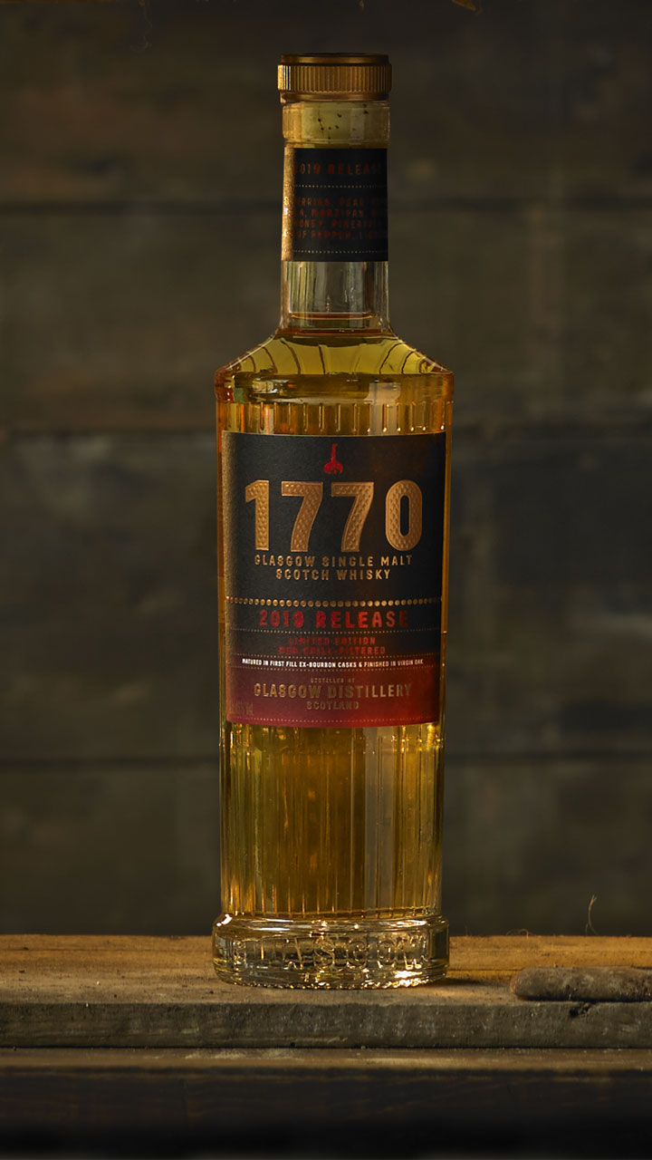 Glasgow Distillery 1770 Scotch Whisky