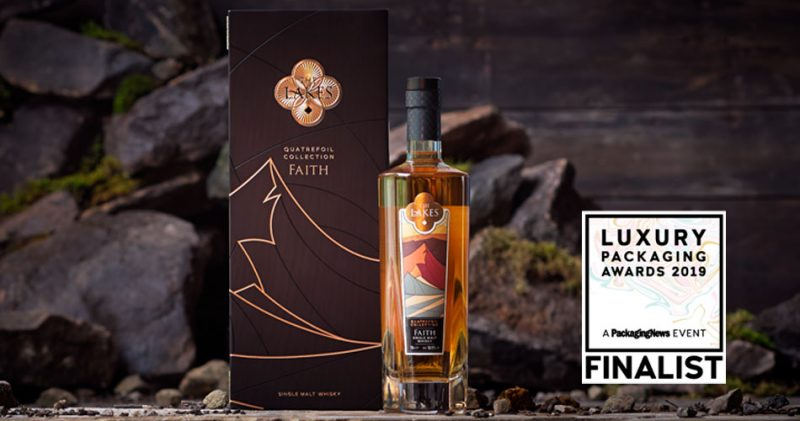 Lakes Distillery Whisky_Luxury Packaging Finalist 2019