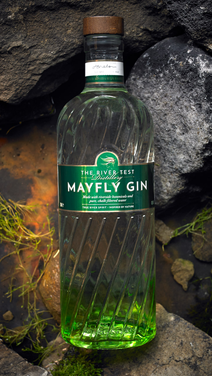 The River Test Distillery_Mayfly Gin