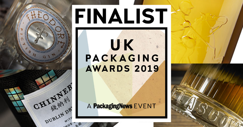 UK Packaging Finalists 2019