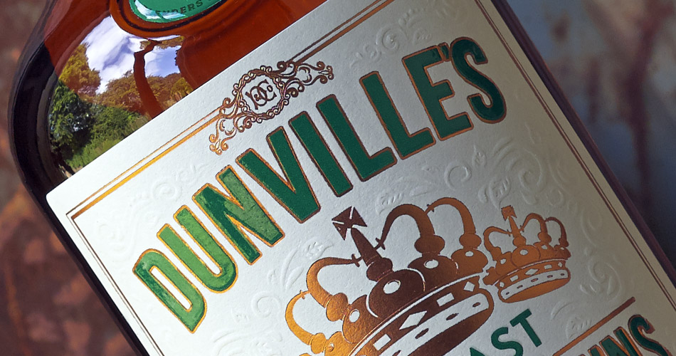 Dunvilles Irish Whiskey
