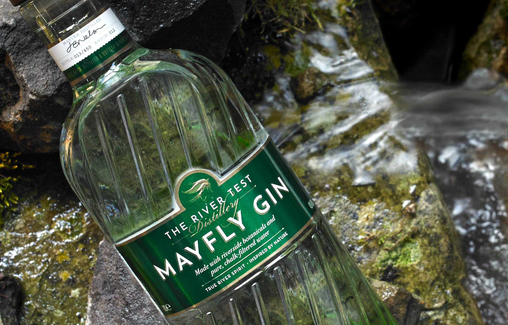 The River Test Mayfly Gin
