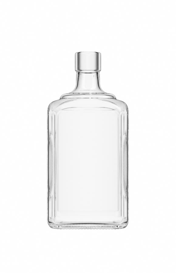 700ml Dimple Decanter - Corkmouth