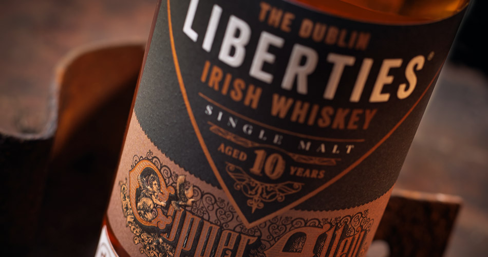 The Dublin Liberties Irish Whiskey